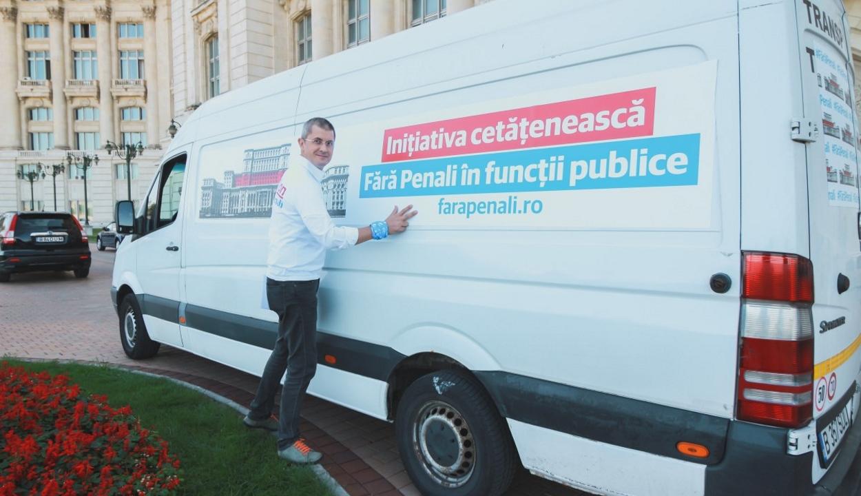 """Az USR a parlamenti választásokkal egyszerre tartaná a """"Büntetőügyesek nélkül"""" referendumot"""