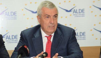 """Tăriceanu: Johannis """"el akarja sikkasztani"""" az EP-választásokat a referendummal"""