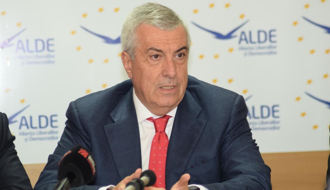 Tăriceanu márciusban tartaná a parlamenti választásokat
