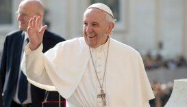 Több mint 110 ezren regisztráltak Ferenc pápa csíksomlyói miséjére