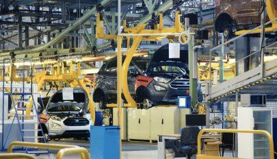 Új modellt készül gyártani a Ford craiovai üzemében