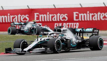 Forma-1: Hamilton 75. győzelme az 1000. nagydíjon