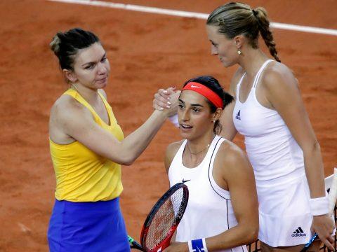 Fed-kupa: nem jutott a döntőbe Románia