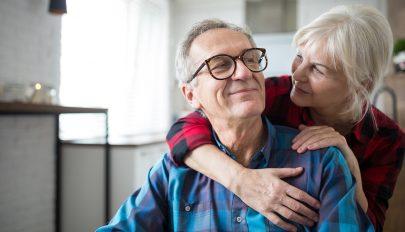 Tovább él, akinek boldog a felesége