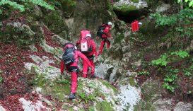 Magyarországi tinédzserek szorultak a hegyimentők segítségére a Madarasi-Hargitán