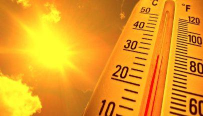 Négyszeresére nőhet az extrémmeleg napok száma az évszázad végére