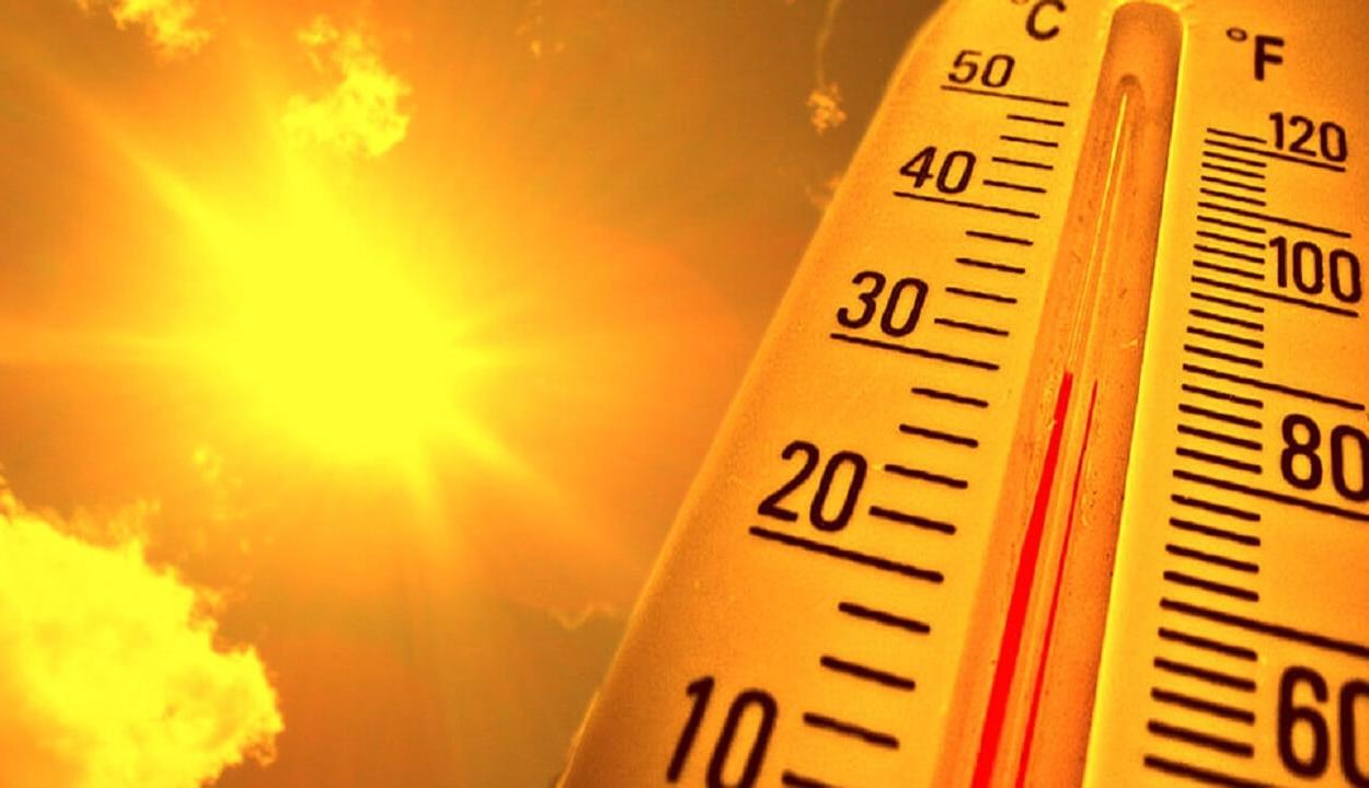 Sorra dőlnek a melegrekordok Európában