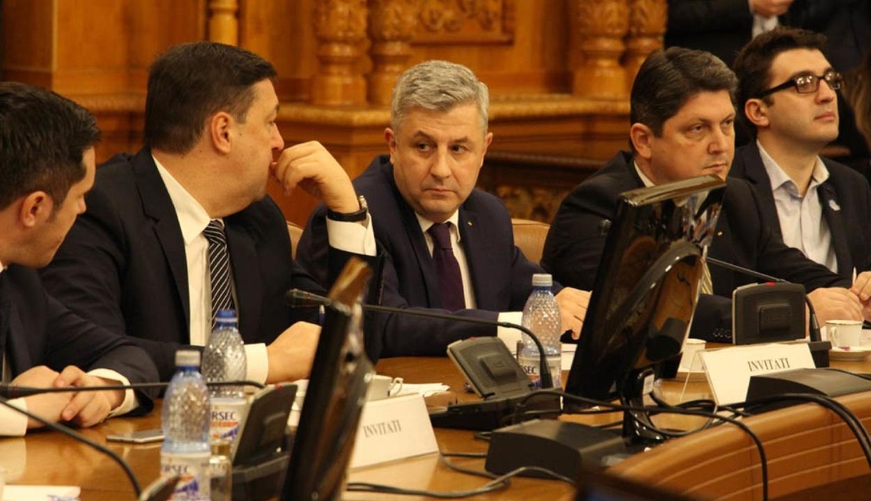 Megtámadta a PNL Florin Iordache kinevezését a Törvényhozási Tanács elnökévé