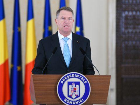 Johannis: Romániának csatlakoznia kell a schengeni övezethez és az eurózónához