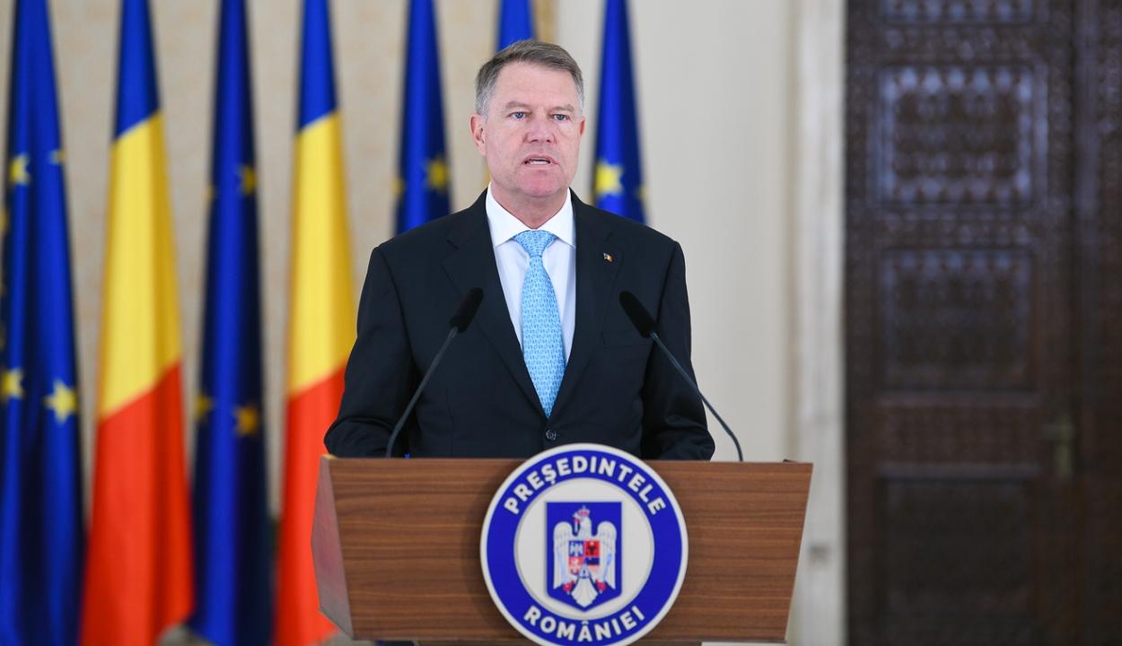 Johannis: a PNL és az USR-PLUS Szövetség alternatívát képezhet a jelenlegi kormányra
