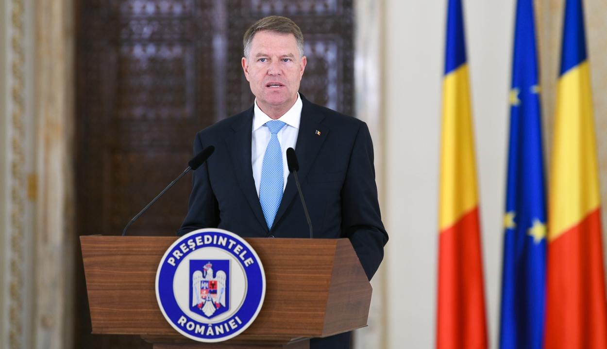 Johannis: Románia, az Európai Unió nevében, tízmillió euró értékben vásárol lélegeztetőgépet