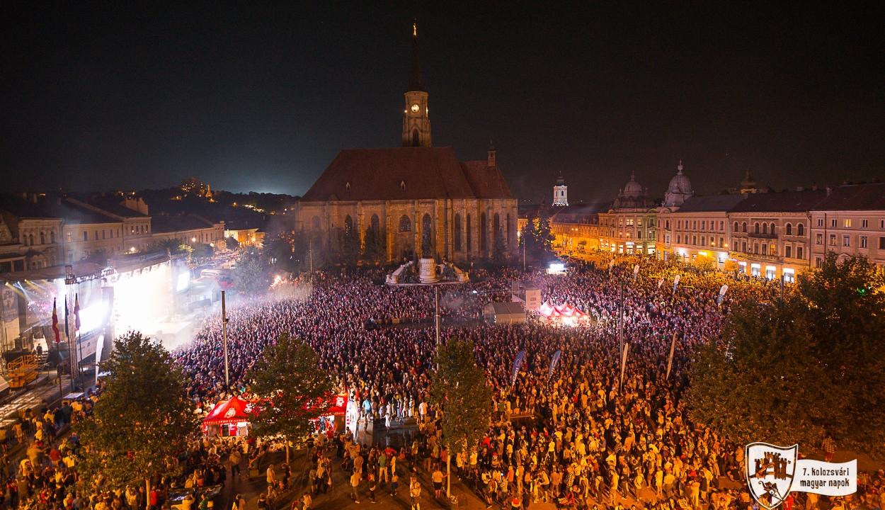 Erdélyi Magyar Fesztiválszövetség megalakulását jelentették be Kolozsváron