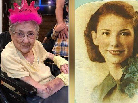 99 évet élt, annak ellenére, hogy belső szervei rossz oldalon voltak