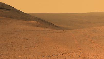 Atomerőművet telepítene a Marsra Oroszország