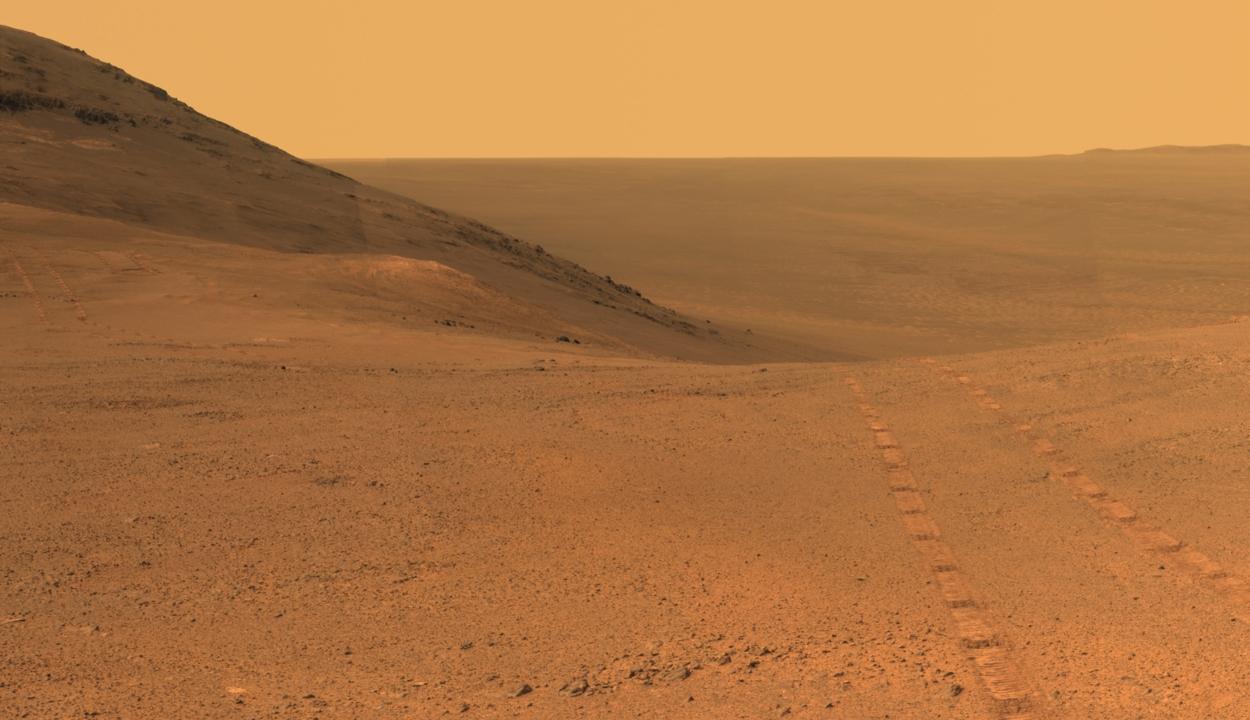 Száz éven belül elérhető az élelmiszer-önellátás a Marson