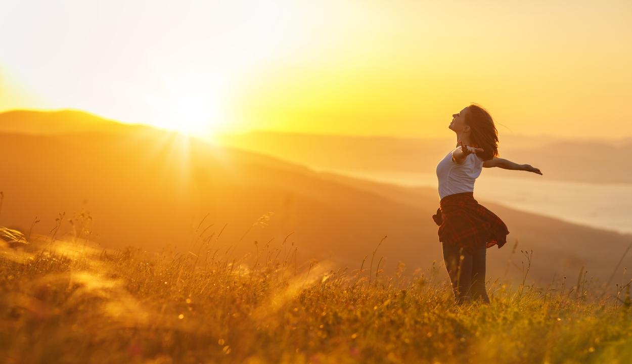 Miért leszünk jókedvűek a napfénytől?