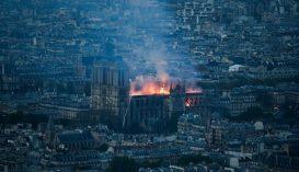 Filmsorozat készül a Notre-Dame székesegyházat sújtó tűzvészről