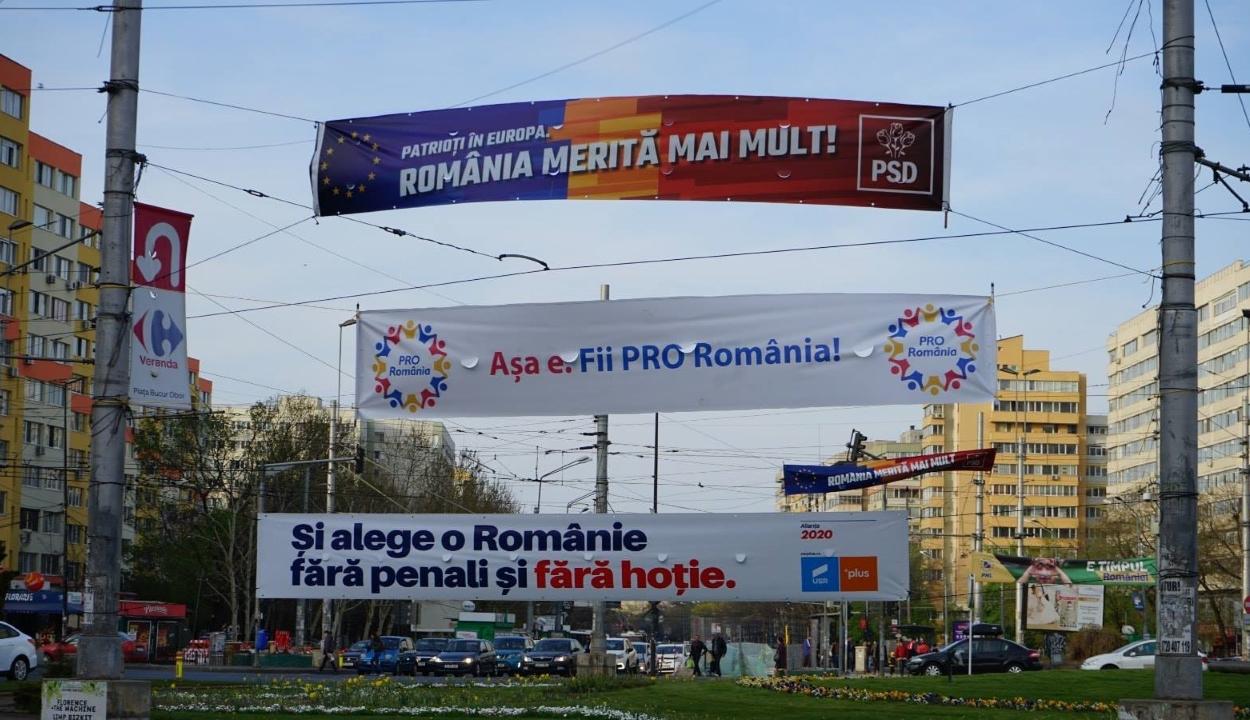 EP-választások: minden propagandaanyagot el kell tüntetni péntek éjfélig