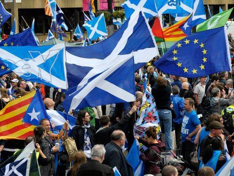 Skót miniszterelnök: eljött az ideje Skócia függetlenné válásának