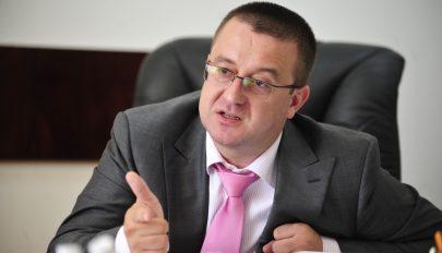 Jogerősen öt év szabadságvesztésre ítélték az ANAF volt elnökét, Sorin Blejnart