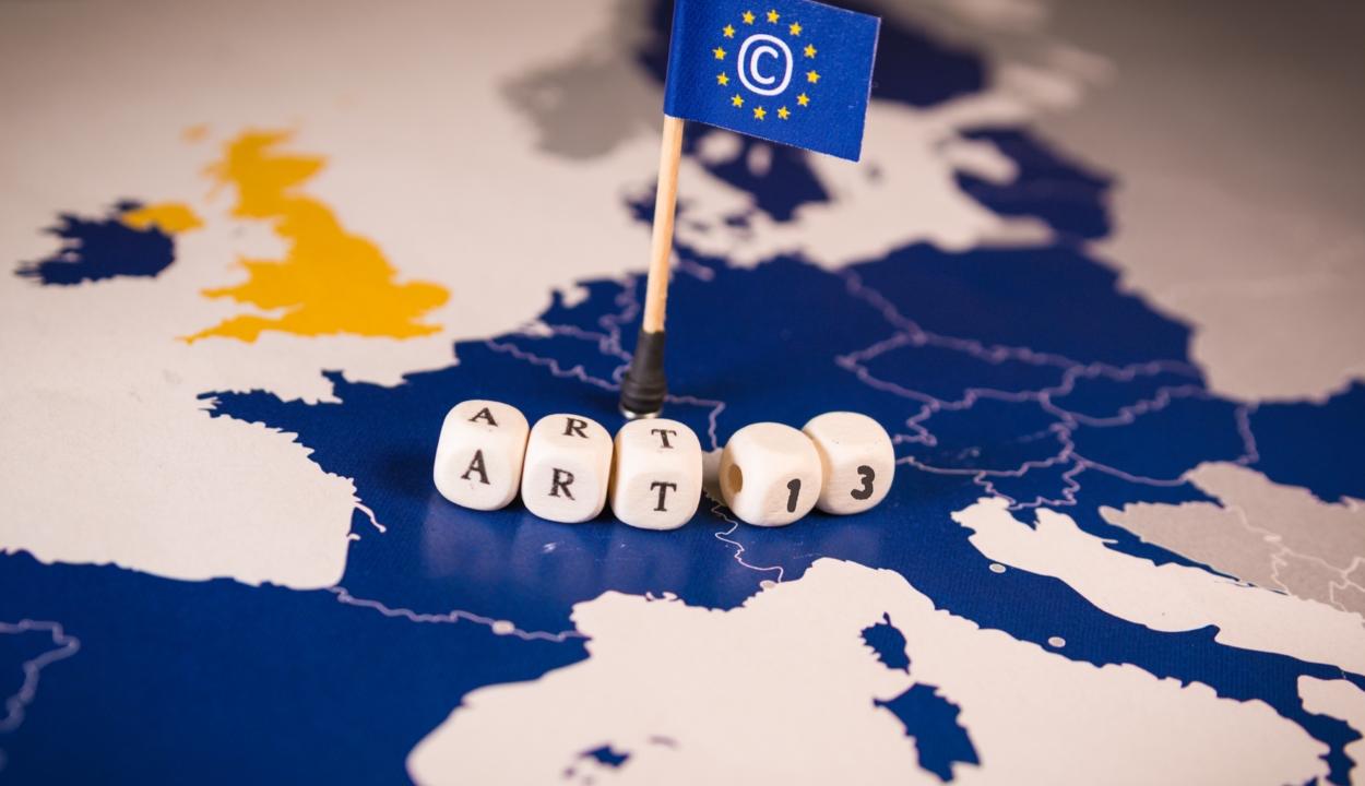 Az Európai Unió tagállamai jóváhagyták a szerzői jogi irányelv vitatott módosítását