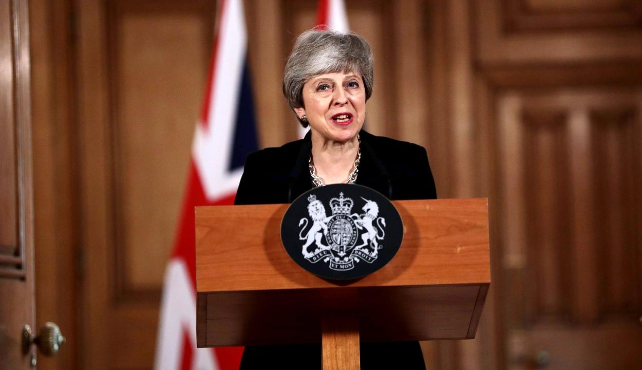 Brexit: Theresa May megállapodásra szólítja fel a Munkáspártot