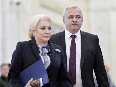 Dragnea: a miniszterelnök tétovázott a parlamenti kormányátszervezéssel kapcsolatban