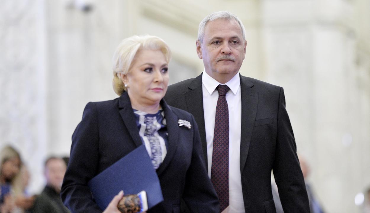 Dăncilă nem adna elnöki kegyelmet Dragneának
