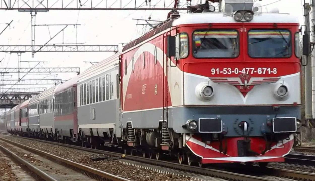 68,86 km/óra a romániai vonatok átlagsebessége