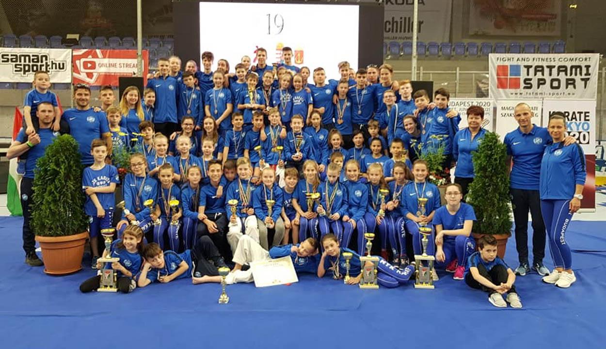 Éremeső a magyar bajnokságon
