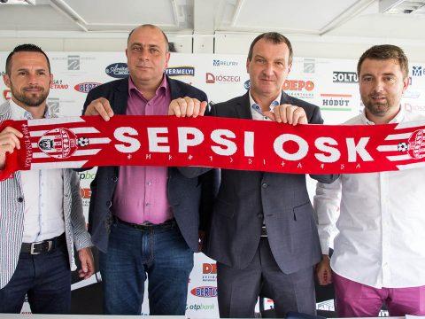 Új alapokon a Sepsi OSK
