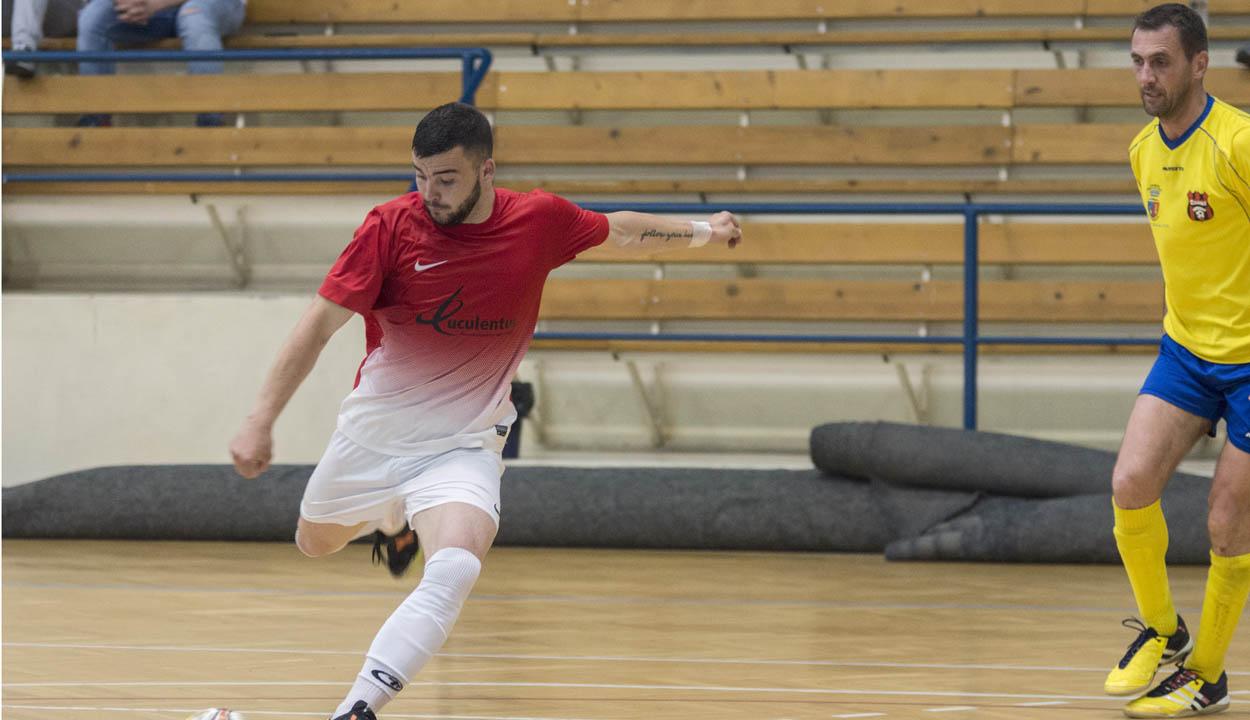 Újra élvonalban a KSE Futsal