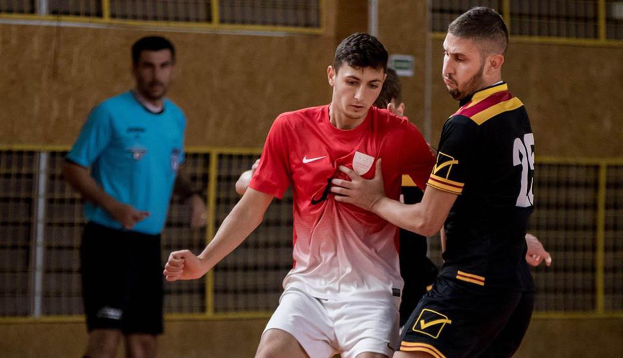 Döntőzhet a KSE Futsal