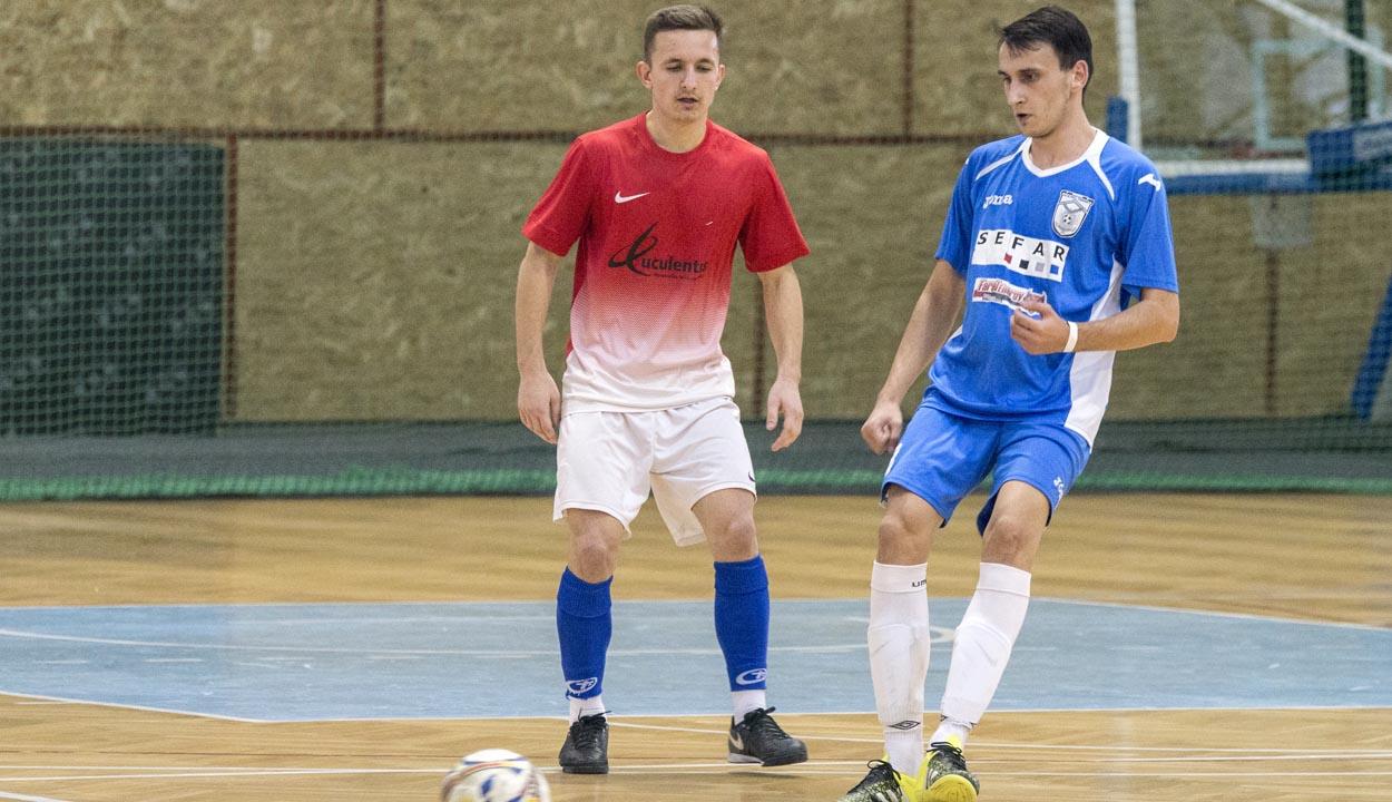 Második lett a bajnokságban a KSE Futsal