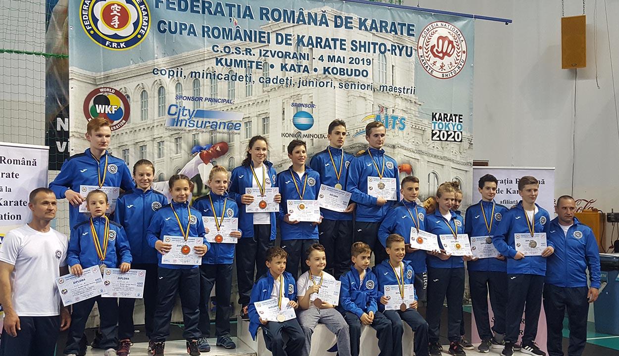 Román-kupán bizonyított a Sporting Budo