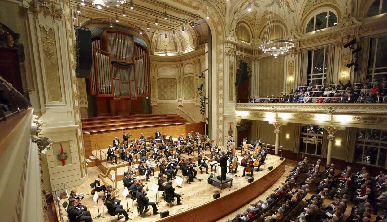 A marosvásárhelyi filharmónia évadzárója