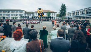 80 végzős ballagott a hétvégén Kovásznán  Fotó: Pixels from Piliske