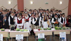Hat osztály 134 végzőse ballagott a GÁMOK-ban Fotó: Égető Albert