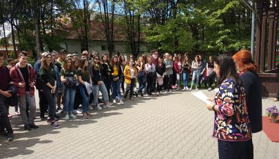 Erasmus-program a Bod Péterben