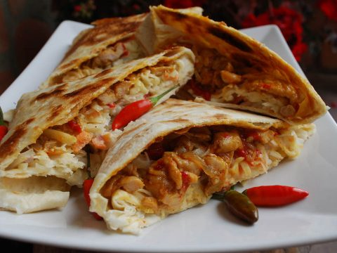 Sokoldalú tortilla
