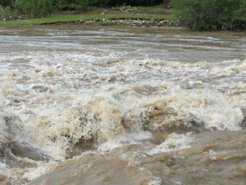 Négy megyére másodfokú, 17 megyére elsőfokú árvízriasztást adtak ki