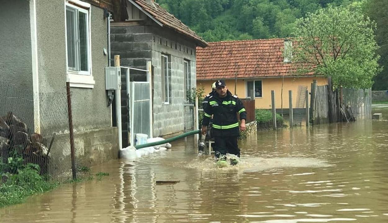 24 megye több mint száz településén okoztak károkat az áradások az elmúlt 24 órában