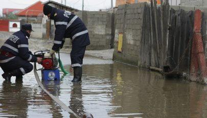 Tizenegy megyében okozott károkat a rossz idő