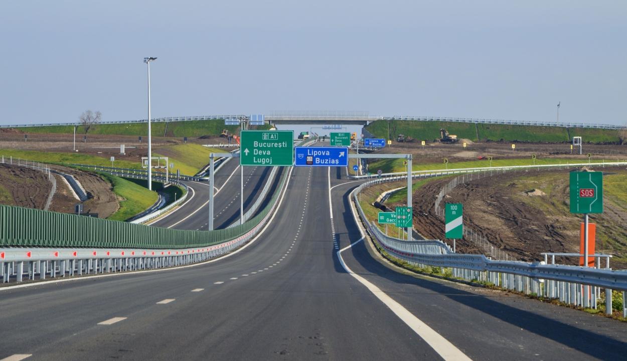 Aláírták a szerződést az észak-erdélyi autópálya újabb 31 kilométeres szakaszának megépítésére