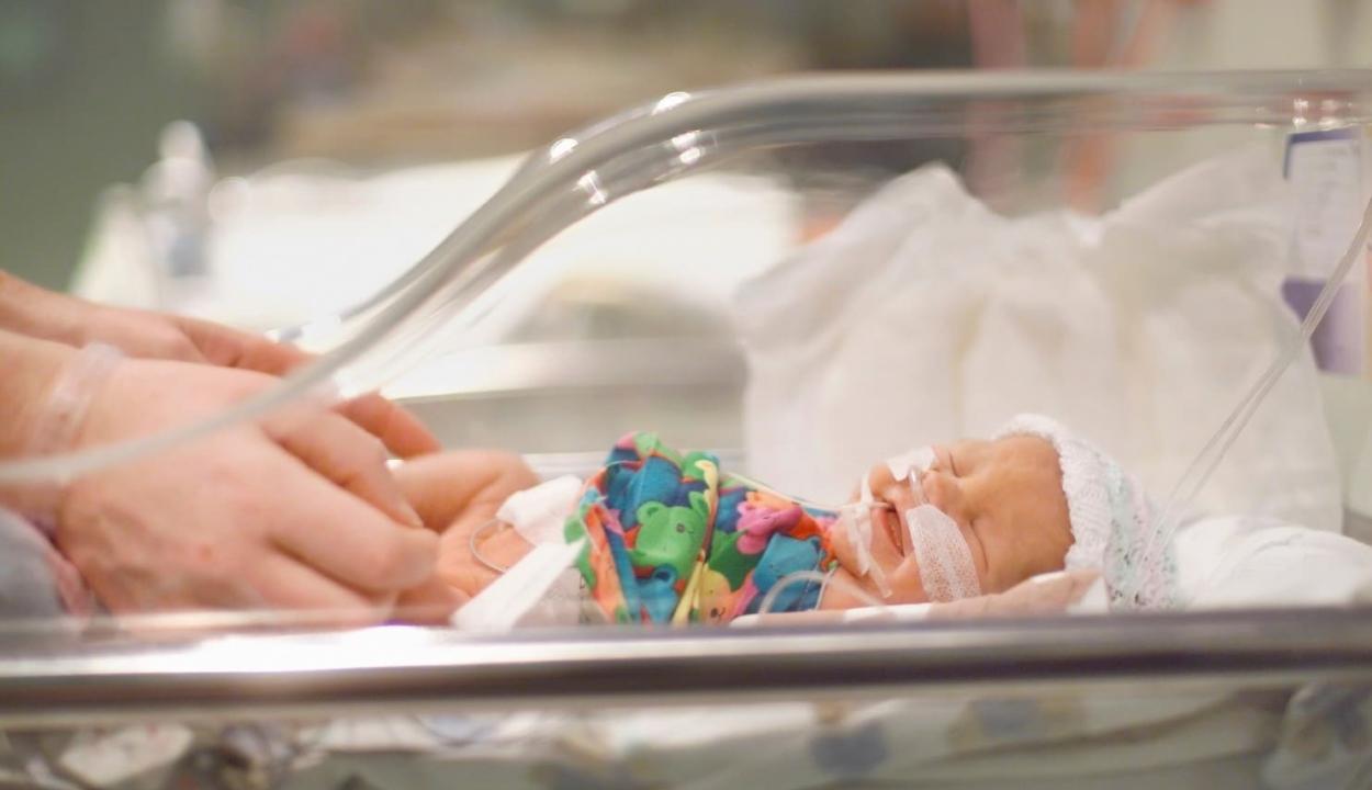 A 22. hétre született magzatoknak is van esélyük a túlélésre