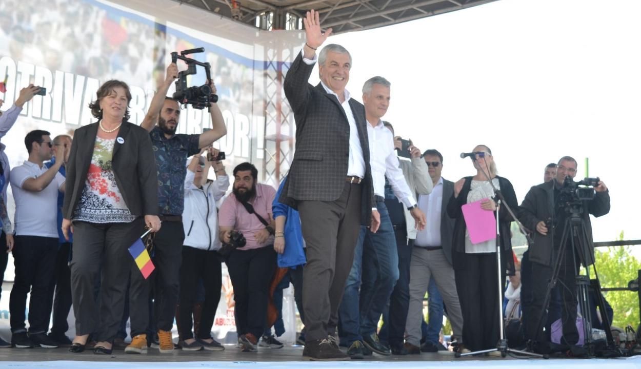 Tăriceanu: nem hagyhatjuk, hogy a mi szekusaink gyerekei, gyerekeink szekusai legyenek