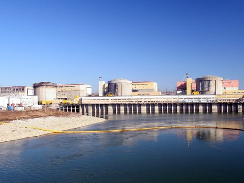 Ellenőrzött körülmények között leállították a cernavodai atomerőmű egyes blokkját