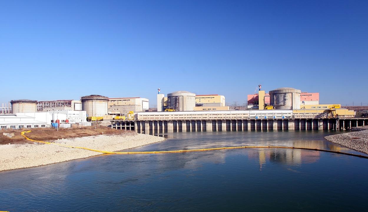 Román-amerikai kormányközi megállapodás született a cernavodai atomerőmű bővítéséről