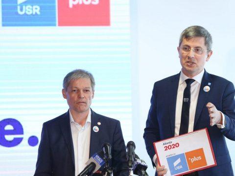 Az USR-PLUS célja, hogy az országnak elnököt és miniszterelnököt adjon