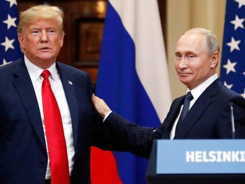Új nukleáris egyezményről egyeztetett telefonon Trump és Putyin